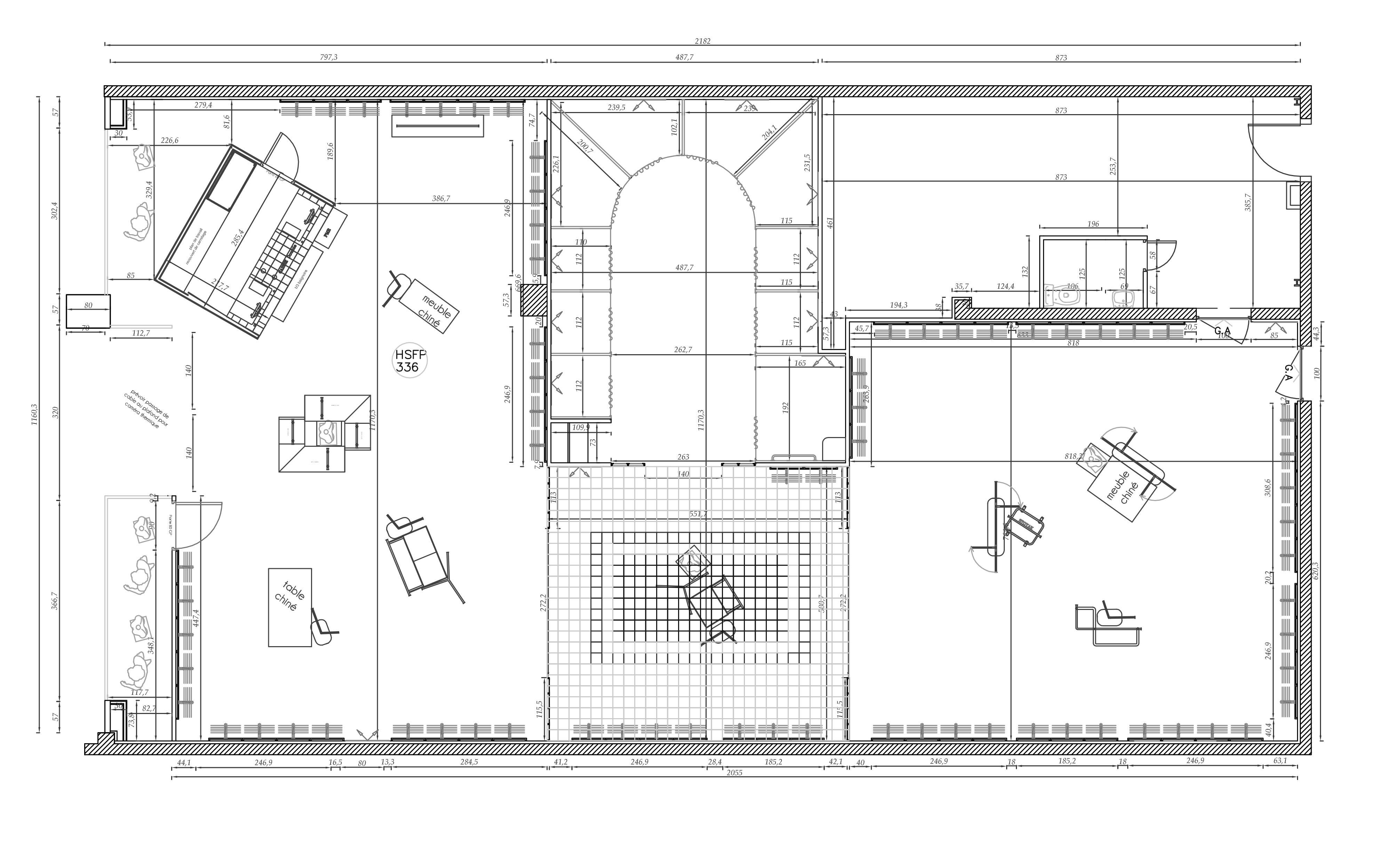 magasin nafnaf velizy 2 ninon le lay. Black Bedroom Furniture Sets. Home Design Ideas